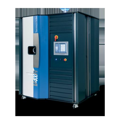 Lavaggio ad ultrasuoni monocamera 1 detergente V400R